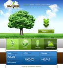 Graphic Design Contest Entry #30 for Website Design for 1 Tree Planted