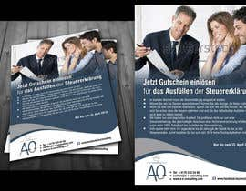 ezesol tarafından Flyer Design for Taxes and retirement insurace için no 1