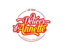 #183 untuk Design a Logo for Délices d'Annette oleh anacristina76