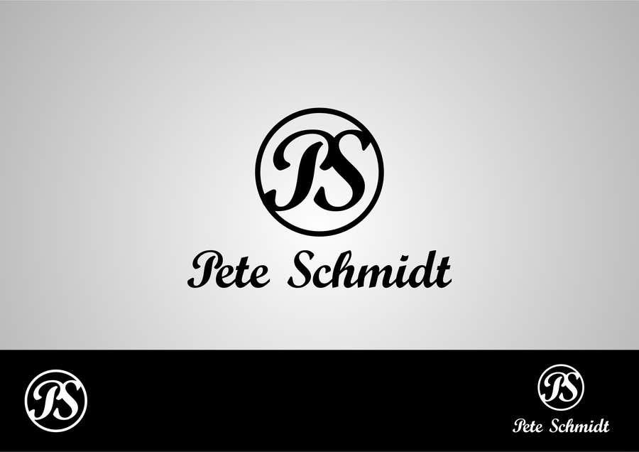 Penyertaan Peraduan #                                        129                                      untuk                                         Logo Design for Pete Schmidt