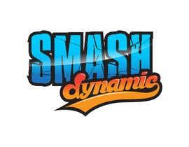 #129 pentru Logo Design for Smash Dynamic de către kirstenpeco