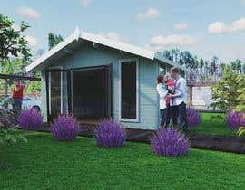#70 for 3D Modeling - Best House model by infokader79