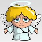 #1 for Cartoon for Angel Iphone Game by peshan