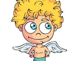 #5 para Cartoon for Angel Iphone Game por abrahmatan