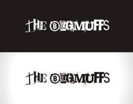 #66 untuk The Bigmuffs new logo oleh maminegraphiste