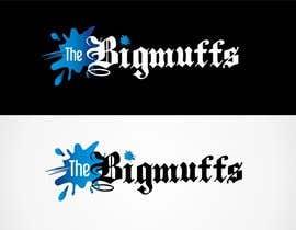 #79 untuk The Bigmuffs new logo oleh maminegraphiste