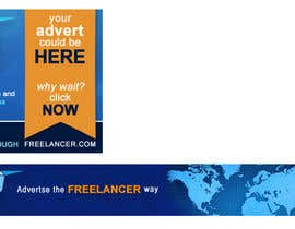 #74 para Banner Ad Design for Freelancer.com por shadab01