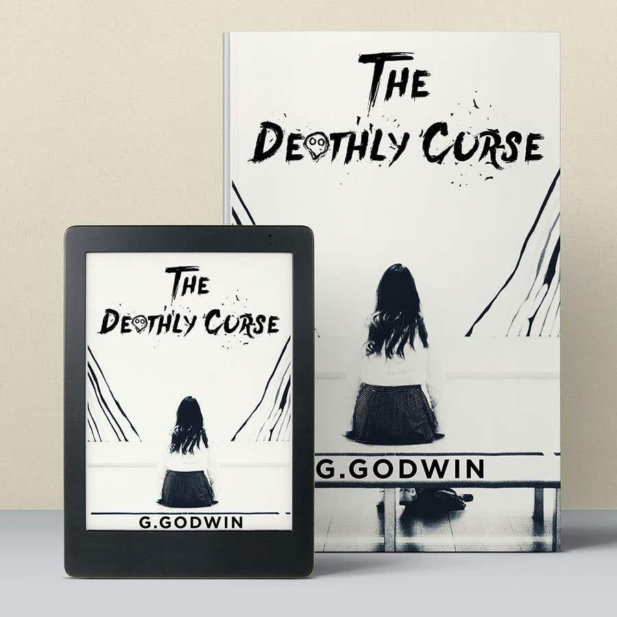Desain Cover Buku Hitam Putih