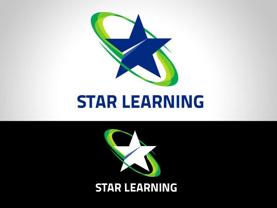 Penyertaan Peraduan #                                        10                                      untuk                                         Logo Design for  Star Learning