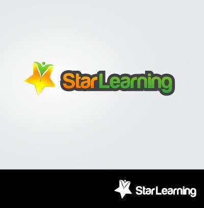 Kilpailutyö #                                        5                                      kilpailussa                                         Logo Design for  Star Learning