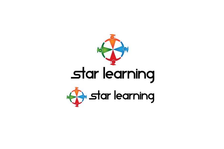 Penyertaan Peraduan #                                        76                                      untuk                                         Logo Design for  Star Learning