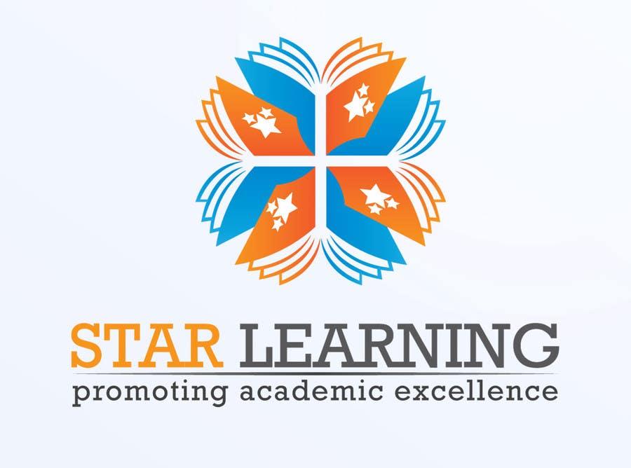 Kilpailutyö #                                        38                                      kilpailussa                                         Logo Design for  Star Learning
