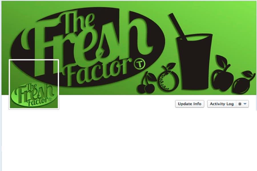 Penyertaan Peraduan #2 untuk Logo modification sizes/colors/formats/profile image/facebook cover