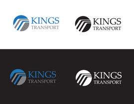 #127 for Logo design for trucking client af DesignInverter