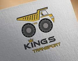 #116 for Logo design for trucking client af Onedotsolution