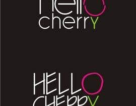#47 para Design a Logo for Hello Cherry - emerging women's beauty & fashion label por sharpminds40