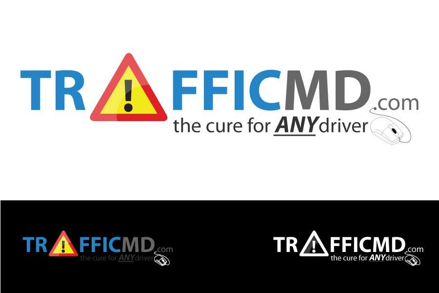 Inscrição nº 59 do Concurso para Logo Design for TrafficMD.com