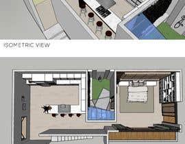 nº 14 pour 3D Floorplan Sketchup par robint44