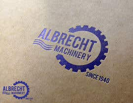 #56 for Design a Logo for Albrecht Machinery by ronibaram