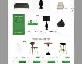 #36 for Create a website for a fine woodworking af hosnearasharif