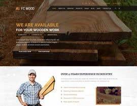 #92 for Create a website for a fine woodworking af Hk247