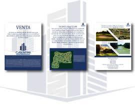 #8 para Diseño gráfico dossier de ventas de yaninaamira
