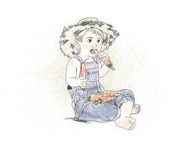 #38 for Illustrations for a children's book af berragzakariae