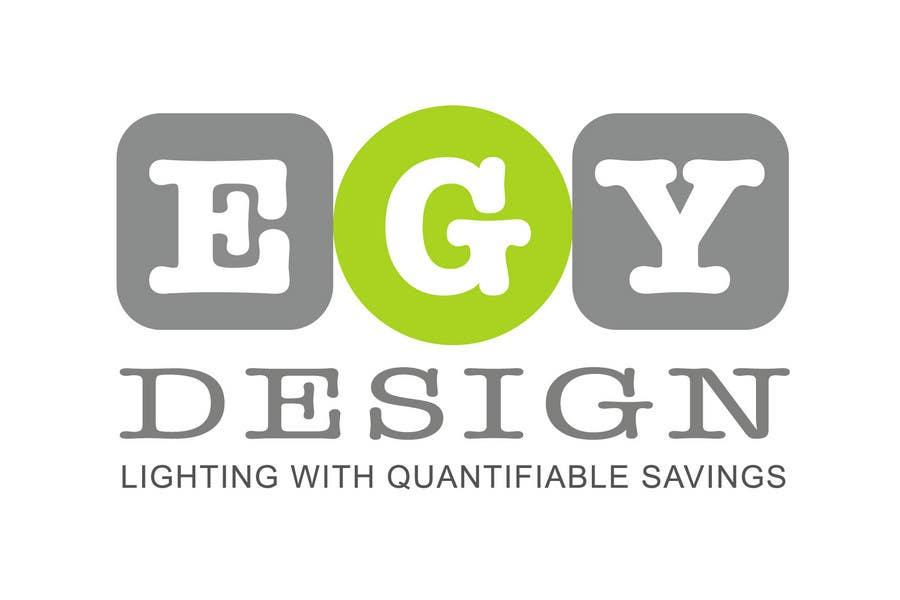 Contest Entry #384 for Logo Design for E.G.Y. Design