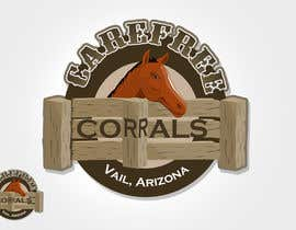 #5 for Logo Design for Carefree Corrals, a non-profit horse rescue. af rogeliobello
