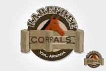 Contest Entry #7 for Logo Design for Carefree Corrals, a non-profit horse rescue.