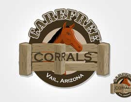 #7 for Logo Design for Carefree Corrals, a non-profit horse rescue. af rogeliobello