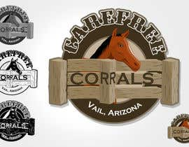 #12 for Logo Design for Carefree Corrals, a non-profit horse rescue. af rogeliobello