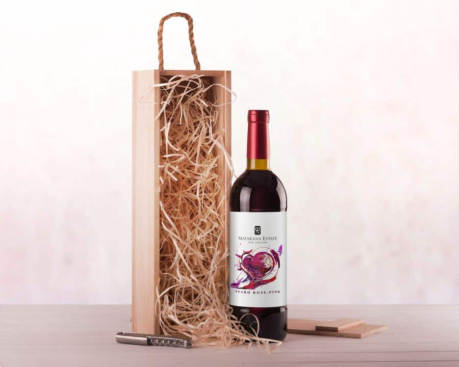 Contest Entry #10 for Wine Label Design Contest