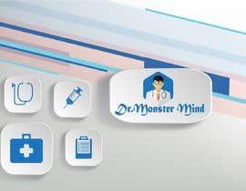 #39 for illustrative logo Dr.Monster Mind af King360inc