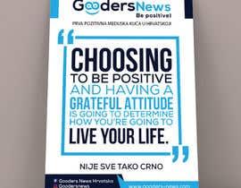 #111 для Flyer Design for Gooders News от mdfaruqhossen