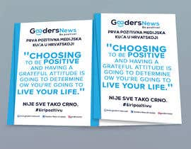 #119 для Flyer Design for Gooders News от RessRajuA