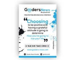 #209 для Flyer Design for Gooders News от pipra99