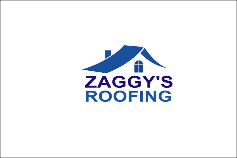 Inscrição nº 116 do Concurso para Logo Design for Zaggy's Roofing
