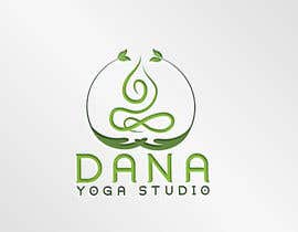 #62 for yoga - logo and name af szamnet