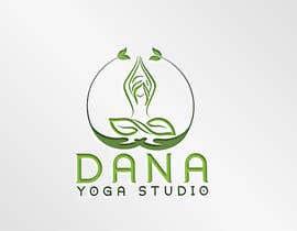 #64 untuk yoga - logo and name oleh szamnet