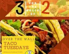 #25 untuk Create Instagram advertisement for Taco Tuesdays oleh exclaimdesign