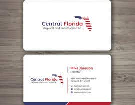 nº 223 pour Id like a logo and a business card for my new company, CENTRAL FLORIDA DRYWALL AND CONSTRUCTION LLC par graphicsanalyzer