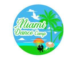 """#73 для Logo design for """"Miami Dance Camp"""" от pranadibroy"""