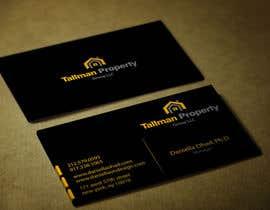 #29 para Design some Business Cards for Tallman Property Group LLC por Habib919000