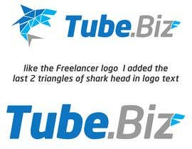 #116 for Web Site Logo Shark af mughal8723