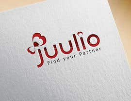 #63 untuk Professional Logo for the Dating Website Julioo.de oleh byezid001