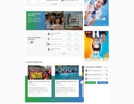 #72 for Redesign an existing website - 2 Pages by aatir