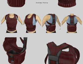 #18 for Sport Weight Vest - Codename: Thor by HanzVeyronn