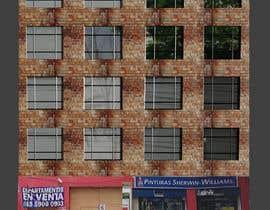 #13 cho Mexico City Building Facade bởi asadsayyedn