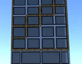 #38 cho Mexico City Building Facade bởi shanimahr